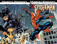 Marvel Knights Spider-Man Vol 1 1 Variant Wrap