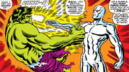Bruce Banner (Earth-616) vs Silver Surfer