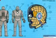 Iron Man Armor Model 1 from Iron Manual TPB Vol 1 1 001