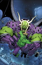 Thanos vs. Hulk Vol 1 4 Textless