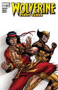 Wolverine First Class Vol 1 9