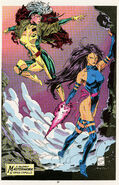 X-Men Annual Vol 2 1 Pinup 005