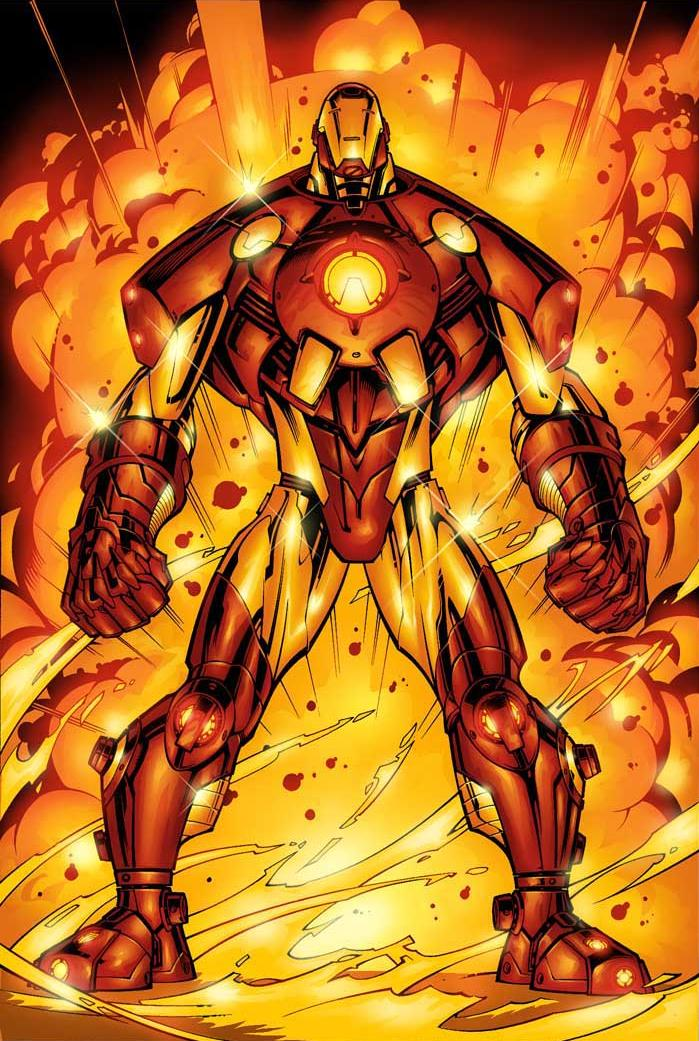 Tony Stark 4