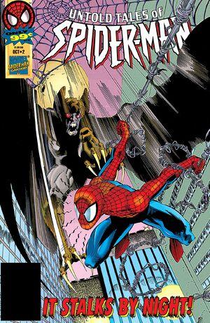 Untold Tales of Spider-Man Vol 1 2
