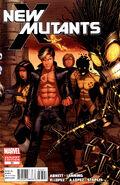 New Mutants Vol 3 33 Dale Keown Variant