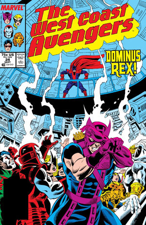 West Coast Avengers Vol 2 24