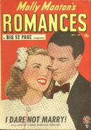 Molly Manton's Romances Vol 1 1