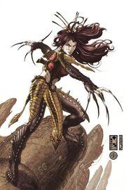 New X-Men Vol 2 45 Textless Bianchi Variant