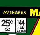 Avengers Vol 1 144