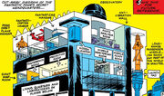 Baxter Building from Fantastic Four Vol 1 3 0001