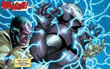 Anthony Stark and Jonas (Earth-616) from Civil War Vol 1 7 0001
