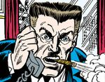 John Jonah Jameson (Earth-77013) Spider-Man Newspaper Strips