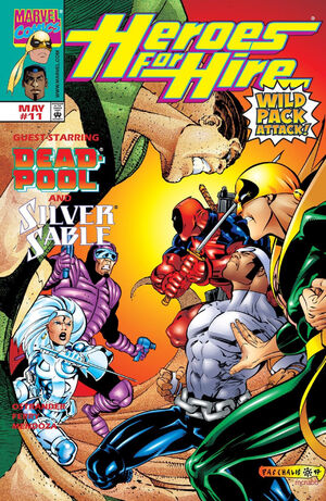 Heroes for Hire Vol 1 11