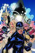 Uncanny X-Men Vol 1 505 Textless