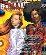 Daughters of the Dragon (Earth-10995) from Spider-Man Heroes & Villains Collection Vol 1 55