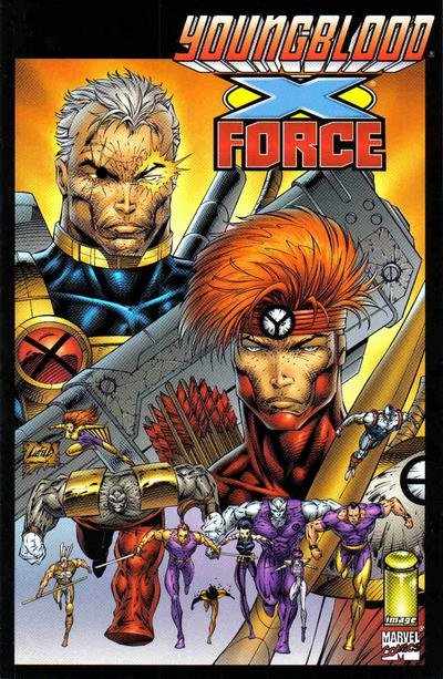 Youngblood / X-Force Vol 1 1 | Marvel Database | Fandom powered by ...