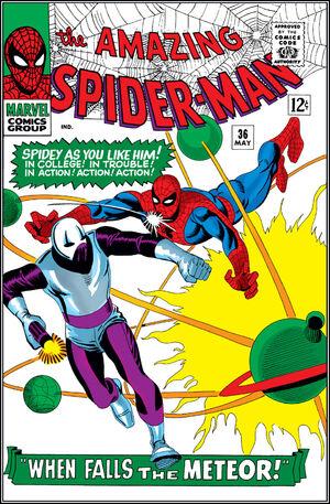Amazing Spider-Man Vol 1 36