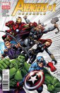 Avengers Assemble Vol 2 1 Bagley Variant