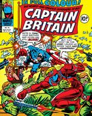 Captain Britain Vol 1 20