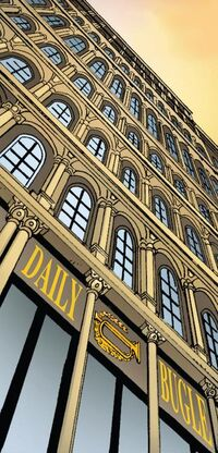 Daily Bugle (Earth-616) from Amazing Spider-Man Vol 1 695
