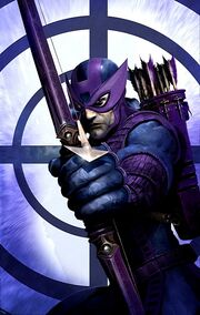 Dark Reign Hawkeye Vol 1 1 Textless