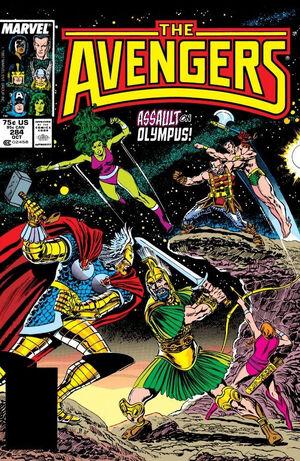 Avengers Vol 1 284