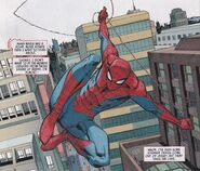 Peter Parker (Earth-616) from Amazing Spider-Man Vol 3 7 001