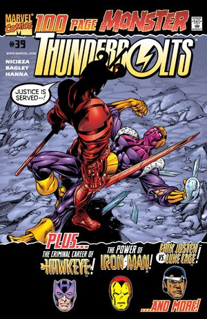Thunderbolts Vol 1 39