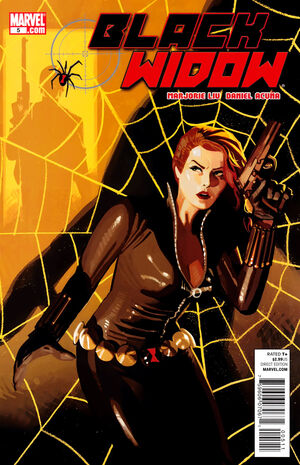 Black Widow Vol 4 5