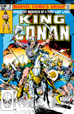 King Conan Vol 1 16