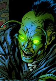Bugman (Earth-616) from District X Vol 1 9