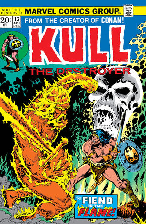 Kull the Destroyer Vol 1 13