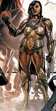 Sera (Earth-616) Malekith (Earth-616) from Angela Asgard's Assassin Vol 1 1 001
