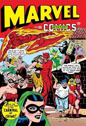 Marvel Mystery Comics Vol 1 86