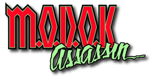 Modok Assassin (2015) logo