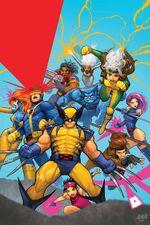 X-Men '92 Vol 2 10 Textless