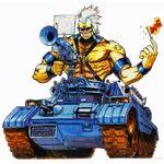 Bonebreaker (Earth-30847) from The Punisher (1993 video game) 001
