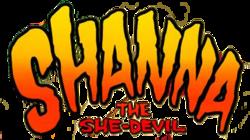 Shanna the She-Devil logo