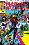 Marvel Fanfare Vol 1 11