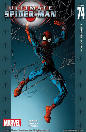 Ultimate Spider-Man Vol 1 74