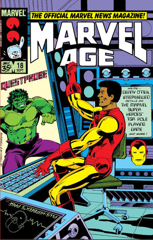 Marvel Age Vol 1 18