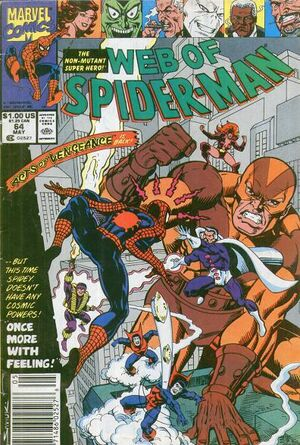 Web of Spider-Man Vol 1 64