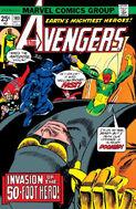 Avengers Vol 1 140