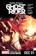 Ghost Rider X-Mas Special Infinite Comic Vol 1 1