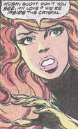 Phoenix Force as Jean Grey (Earth-616) from X-Men Vol 1 108 0001