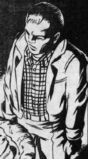 James Christian (Earth-616) from Captain Britain Vol 2 14 0001