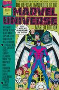 Official Handbook of the Marvel Universe Master Edition Vol 1 20