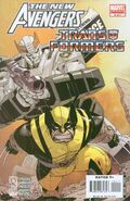 New Avengers Transformers Vol 1 2