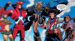 X-Men (Earth-2301) from X-Men Ronin Vol 1 5 0001