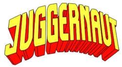 X Men Logos Juggernaut by vesterdesigns